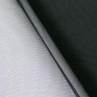 Kreativstoff Tüll Polyester schwarz 1,4m Breite 001