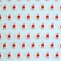 Kreativstoff Baumwollstoff Stoff Little Red 001
