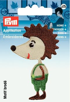 Prym Applikation Igel 5x7cm
