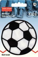 Prym Applikation Fußball groß 7cm