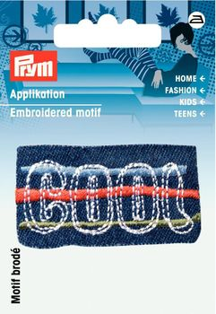 Prym Applikation COOL 5,5x3m