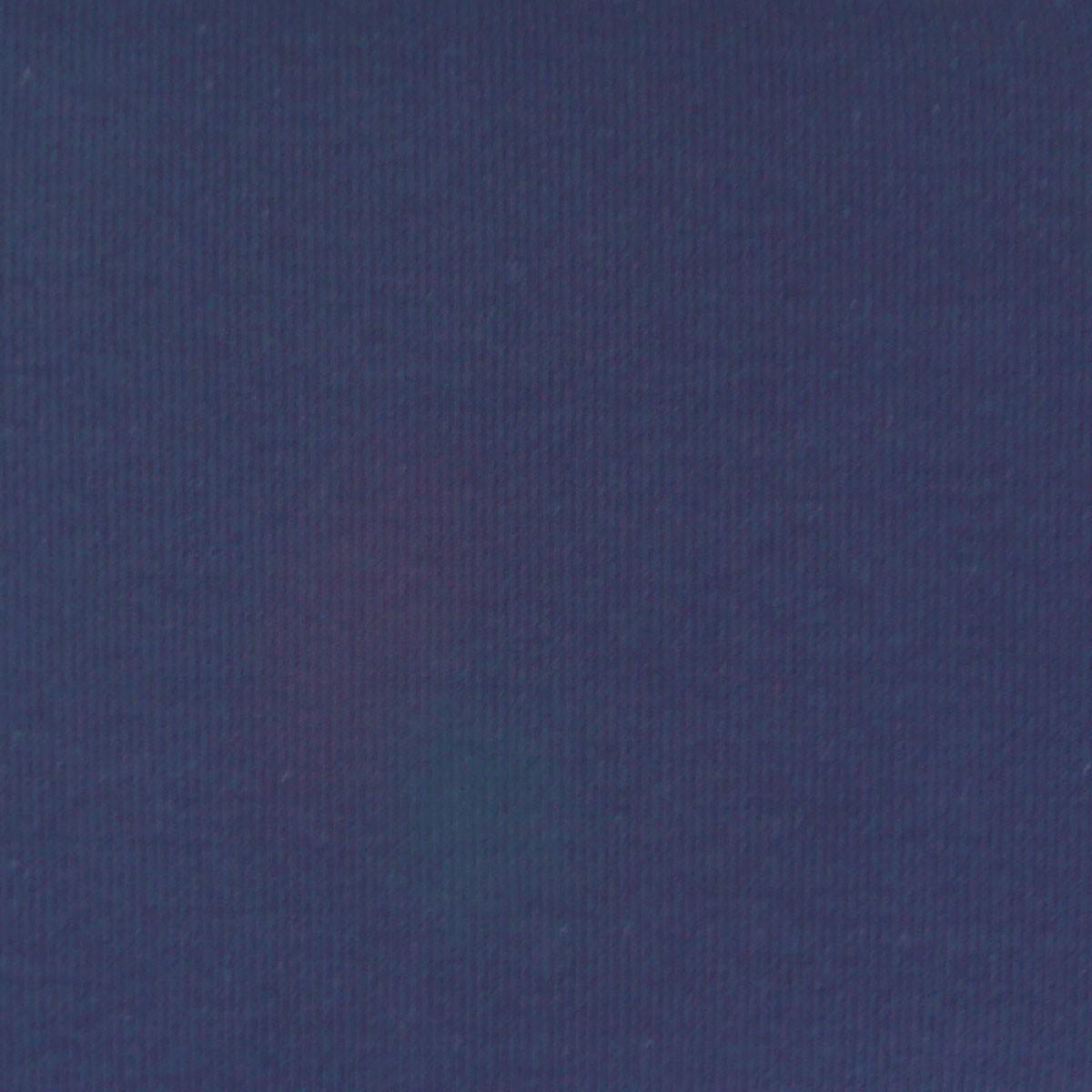 Strickschlauch Bündchenstoff grob dunkelblau 27cm Breite