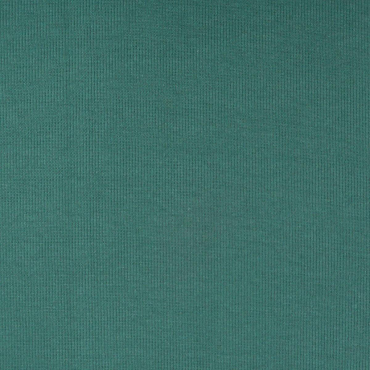 Strickschlauch Bündchenstoff grob tannengrün 27cm Breite