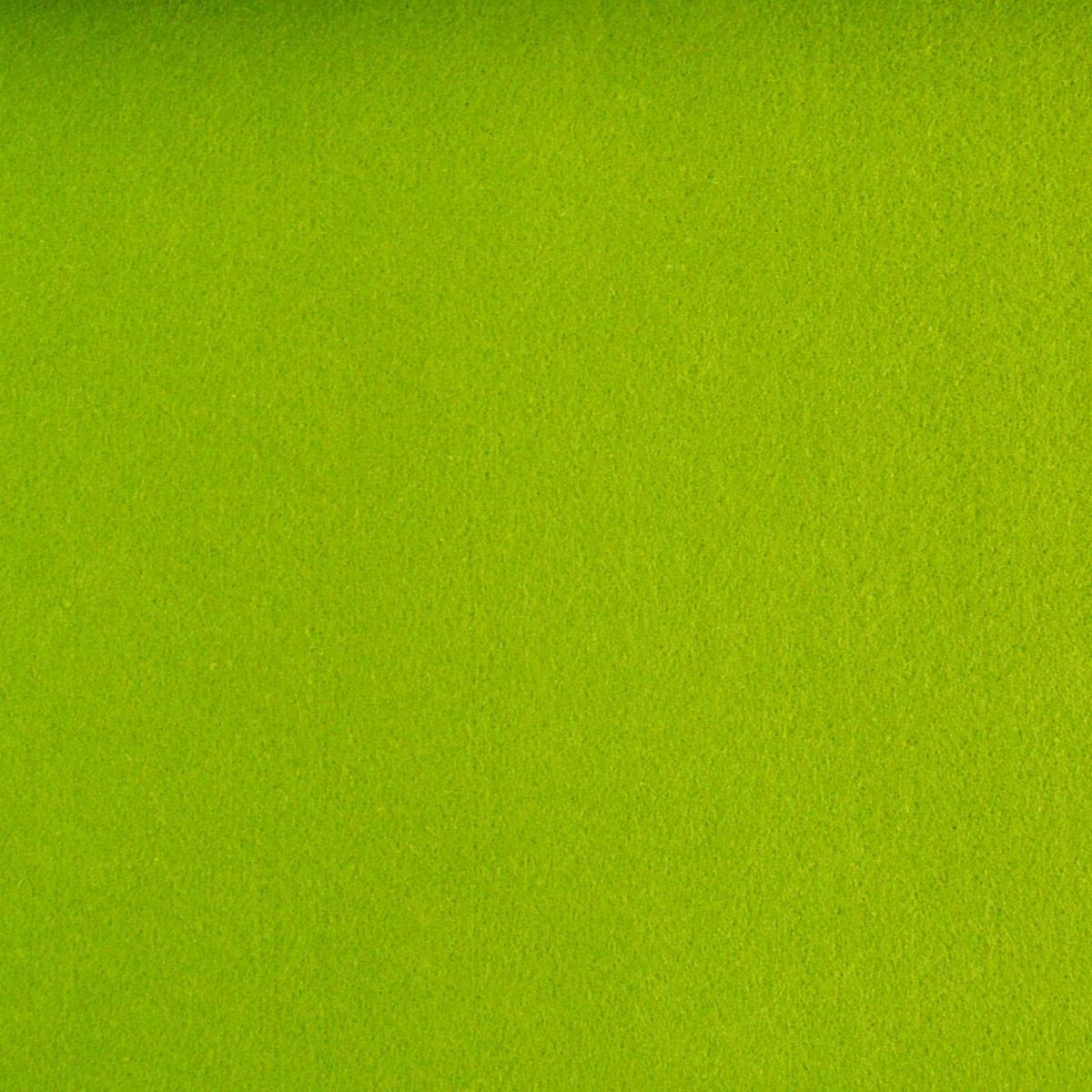 Kreativstoff Bastelfilz einfarbig moosgrün 45cm Breite 4mm Stärke