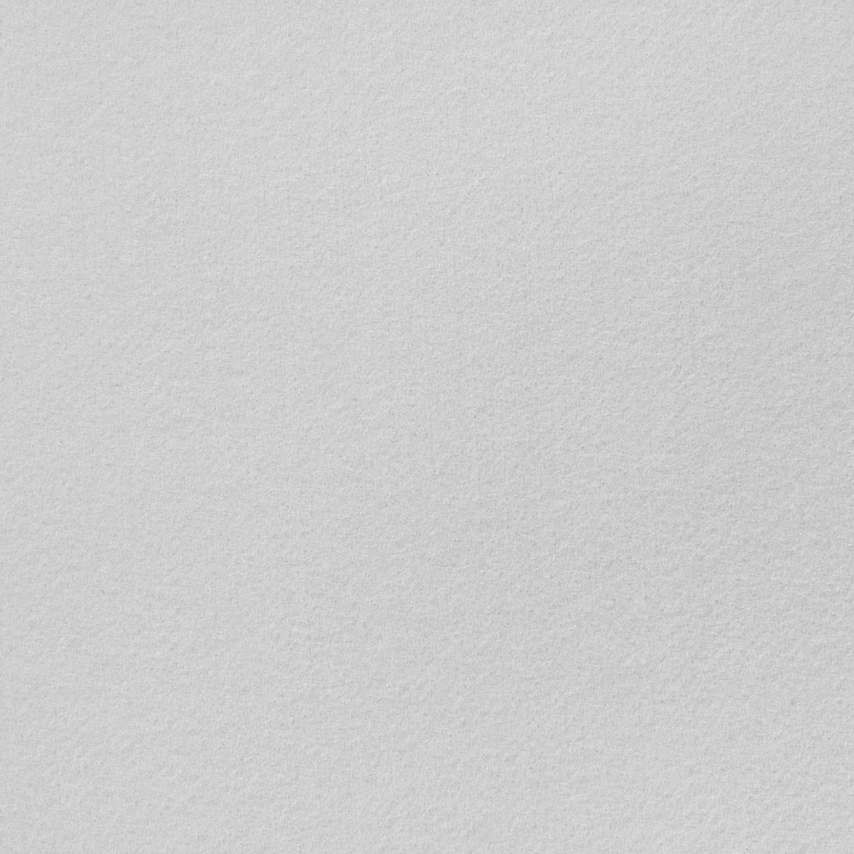 Kreativstoff Bastelfilz einfarbig weiß 45cm Breite 4mm Stärke