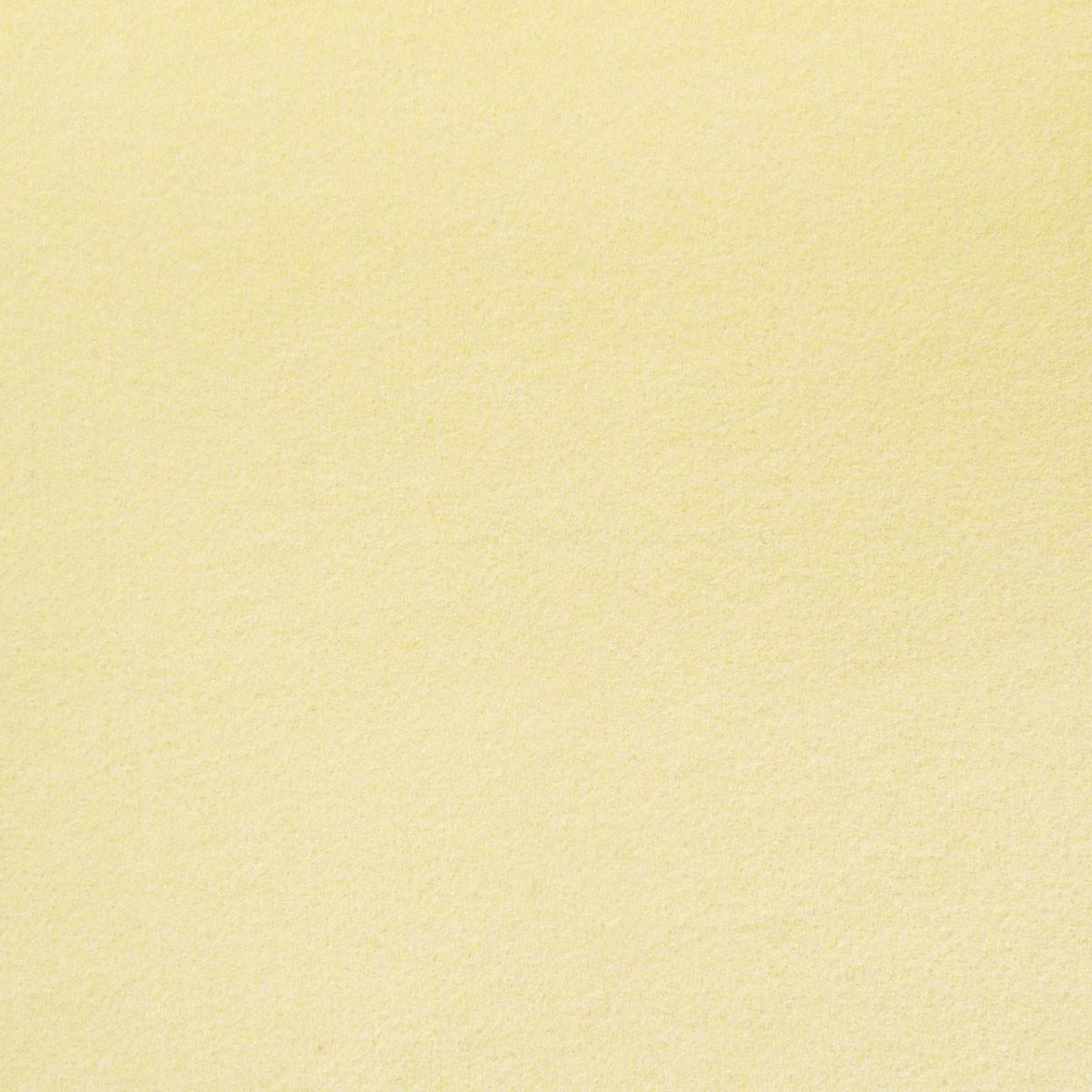 Kreativstoff Bastelfilz einfarbig beige 45cm Breite 4mm Stärke