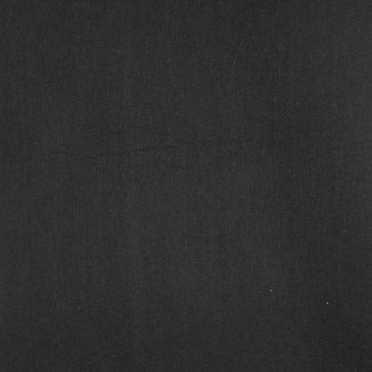 Kreativstoff Bastelfilz einfarbig schwarz 45cm Breite 4mm Stärke