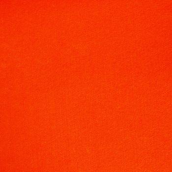 Kreativstoff Bastelfilz einfarbig orange 45cm Breite 4mm Stärke