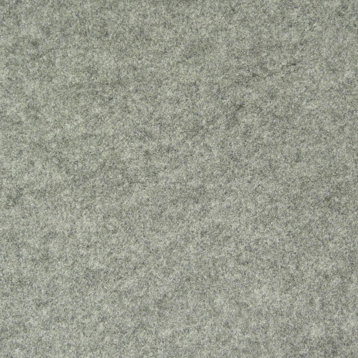 Kreativstoff Bastelfilz einfarbig hellgrau meliert 45cm Breite 4mm Stärke