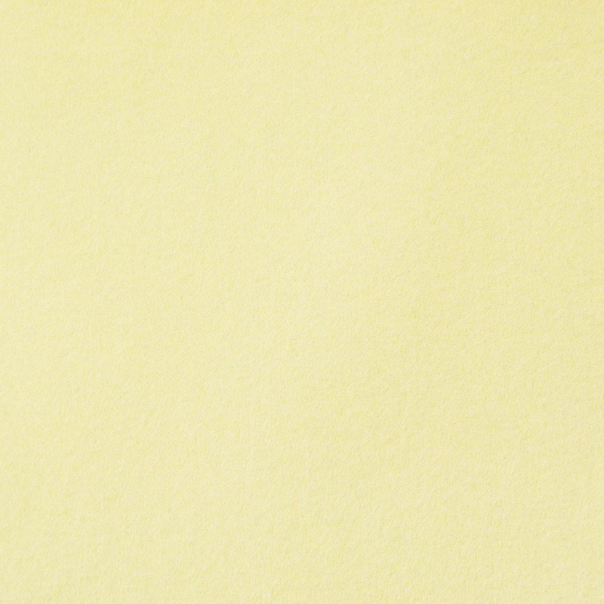 Kreativstoff Filz einfarbig creme 180cm Breite 2mm Stärke