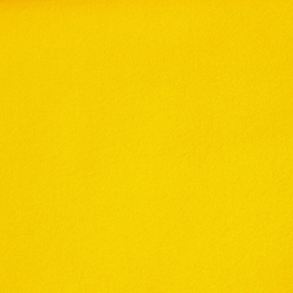 Kreativstoff Filz einfarbig dunkelgelb 180cm Breite 2mm Stärke