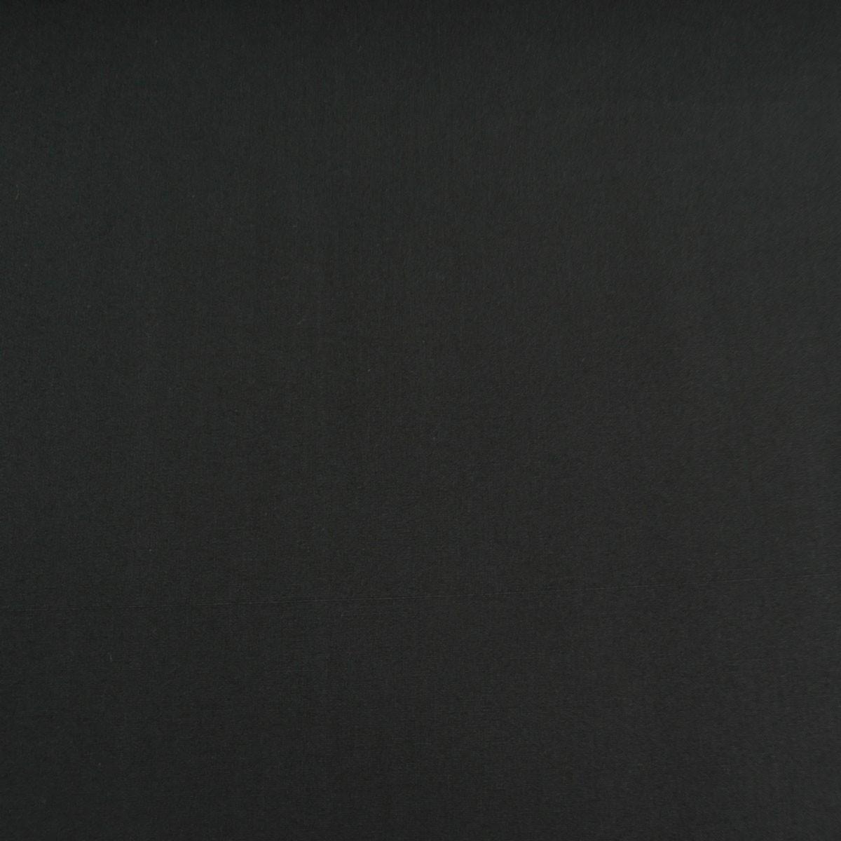 Baumwoll Batist Bekleidungsstoff schwarz 1,5 m Breite
