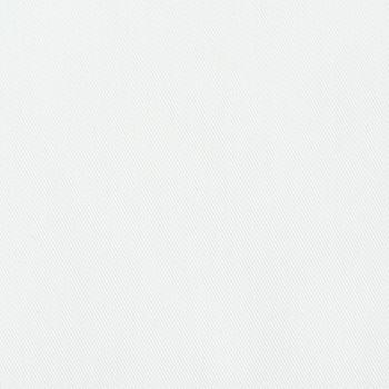 Bekleidungsstoff Baumwoll Köper weiß 1,4m Breite