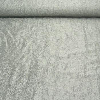 Bekleidungsstoff Taft hellgrau 1,4m Breite – Bild 1