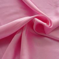 Kreativstoff Satinstoff einfarbig rosa 1,4m Breite 001