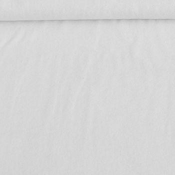 Bekleidungsstoff Nicky einfarbig weiß