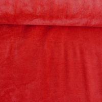 Bekleidungsstoff Nicky einfarbig rot