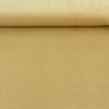Bekleidungsstoff Cord einfarbig beige – Bild 1