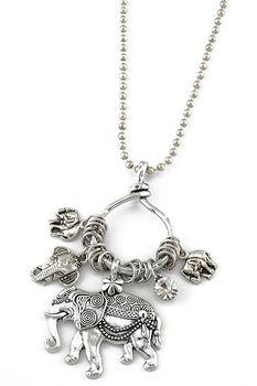 LIZAS - Halskette Elefant