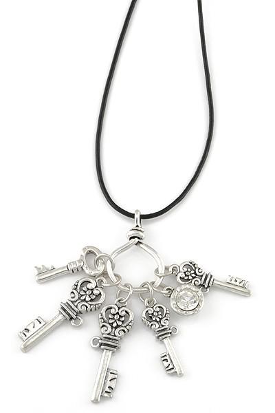 LIZAS - Halskette Schlüssel