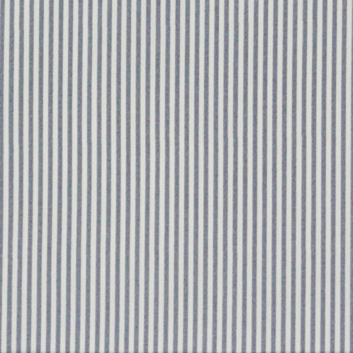 Baumwollstoff Klekse Striche dunkelblau weiß 1,45m Breite