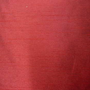Gardinenstoff Meterware BASALT rot 1,50m Breite