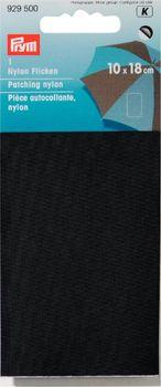 Prym Nylon-Flicken selbstklebend 18 x 10 cm schwarz