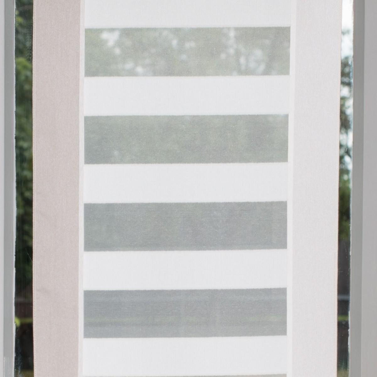 Design miniflächen scheiben paneelen set 3 stück creme beige ...