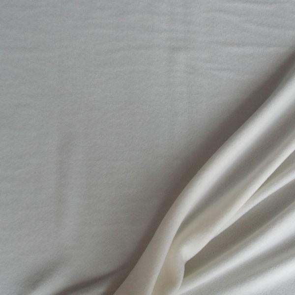 Polar Fleece Stoffe Fleecestoff Antipilling creme