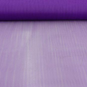 Kreativstoff Tüll Polyester lila 1,4m Breite – Bild 1