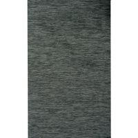 Voile Stoff Gardine Paneele Meterware Streifen anthrazit meliert 60cm Breite 001