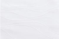 Tischläufer Cesano Jaquard weiß 45x140cm 001