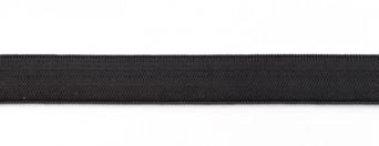 Gummiband schwarz Breite: 1,5cm
