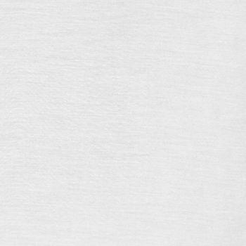 Gardinenstoff Meterware KOS einfarbig weiß 1,5m Höhe