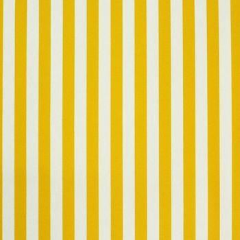 Outdoor Markisenstoff Gartenmöbelstoff Toldo Streifen gelb weiß – Bild 1