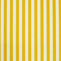 Outdoor Markisenstoff Gartenmöbelstoff Toldo Streifen gelb weiß 001