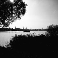 Alster Hamburg - Iphoneography 001