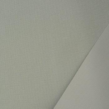 Polyester Stoff Meterware PVC Coating wasserabweisend grau 1,5m Breite – Bild 3