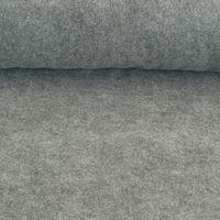 Kreativstoff Filz einfarbig grau meliert 180cm Breite 2mm Stärke