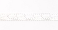 Spitze Zierband weiß Breite: 2cm