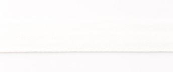 Köperband Zierband weiß Breite: 2,5cm