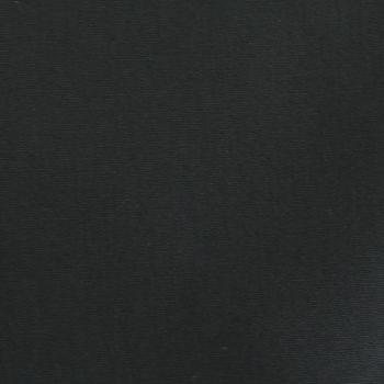Baumwoll Popeline Bekleidungsstoff schwarz 1,4 m Breite