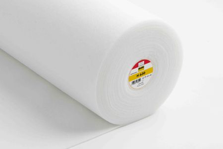 Vlieseline Bügelvlies H630 weiß 90cm Breite – Bild 1