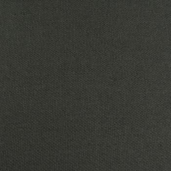 Tischdeckenstoff Wachstuch beschichtete Baumwolle einfarbig dunkelgrau