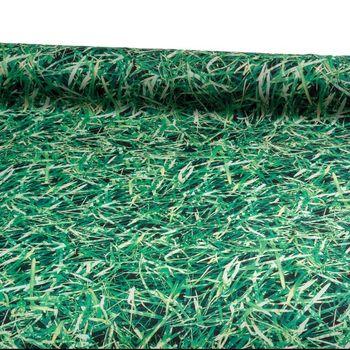 Dekostoff Stoff Dekoration 150x250cm Gras