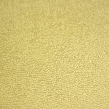 Polsterkunstleder Bezugsstoff Polsterstoff Kunstleder Kaiman Meterware metallic gold