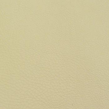 Bezugsstoff Polsterstoff Kunstleder Sixty Meterware vanille