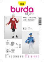 BurdaSchnittmuster2461Prinz, Amadeus 001