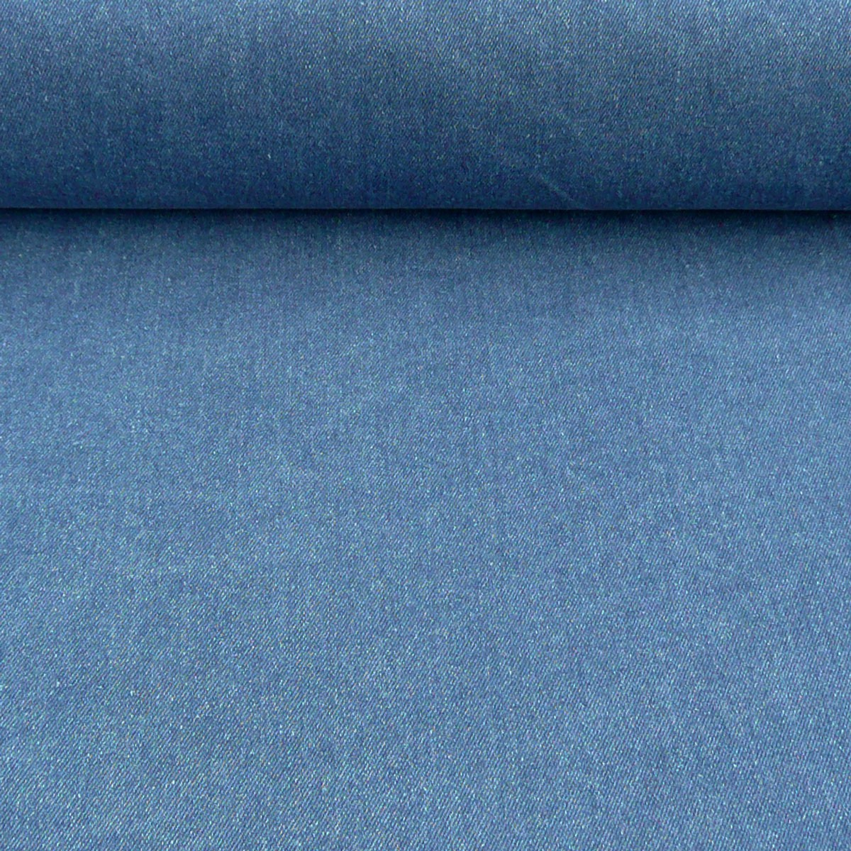 Jeansstoff Stretch Jeans 11OZ blau indigo washed