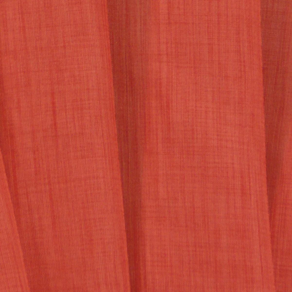 gardinen stoff meterware ambiente leinenoptik terrakotta 150cm breite stoffe wohnstoffe dekostoffe. Black Bedroom Furniture Sets. Home Design Ideas